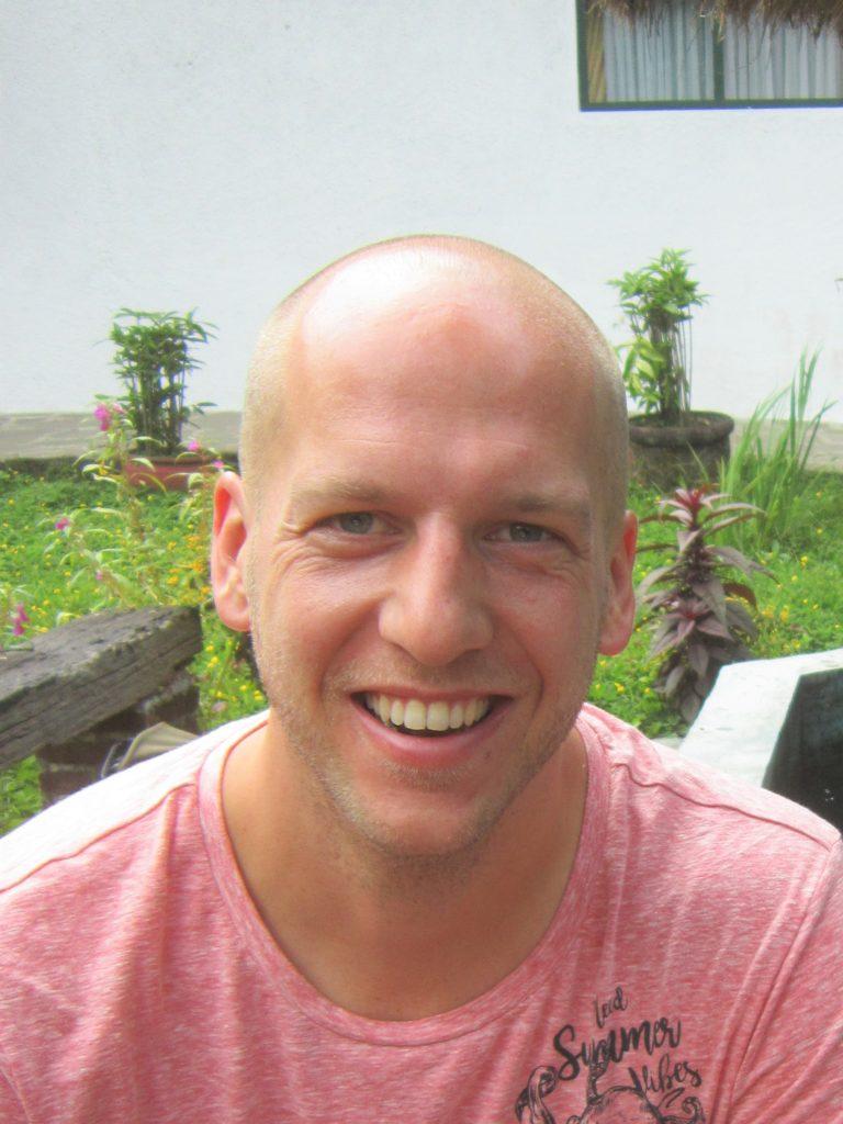 Nieuwe collega Teun Faes stelt zich voor
